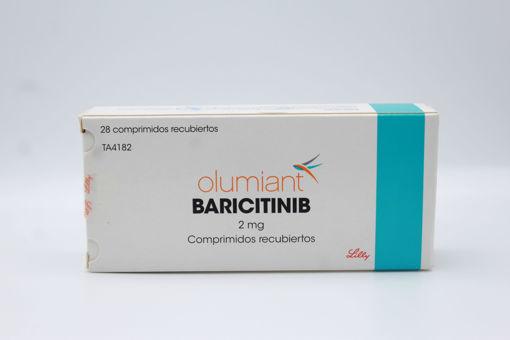 Imagen de Olumiant (Baricitinib) 2 Mg caja x 28 unidades