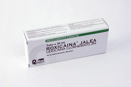 Imagen de 22-ROXICAINA 2% JALEA TBO. X 30 ML
